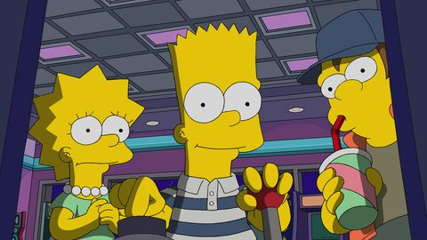 The Simpsons, Treehouse of Horror - Danger Things