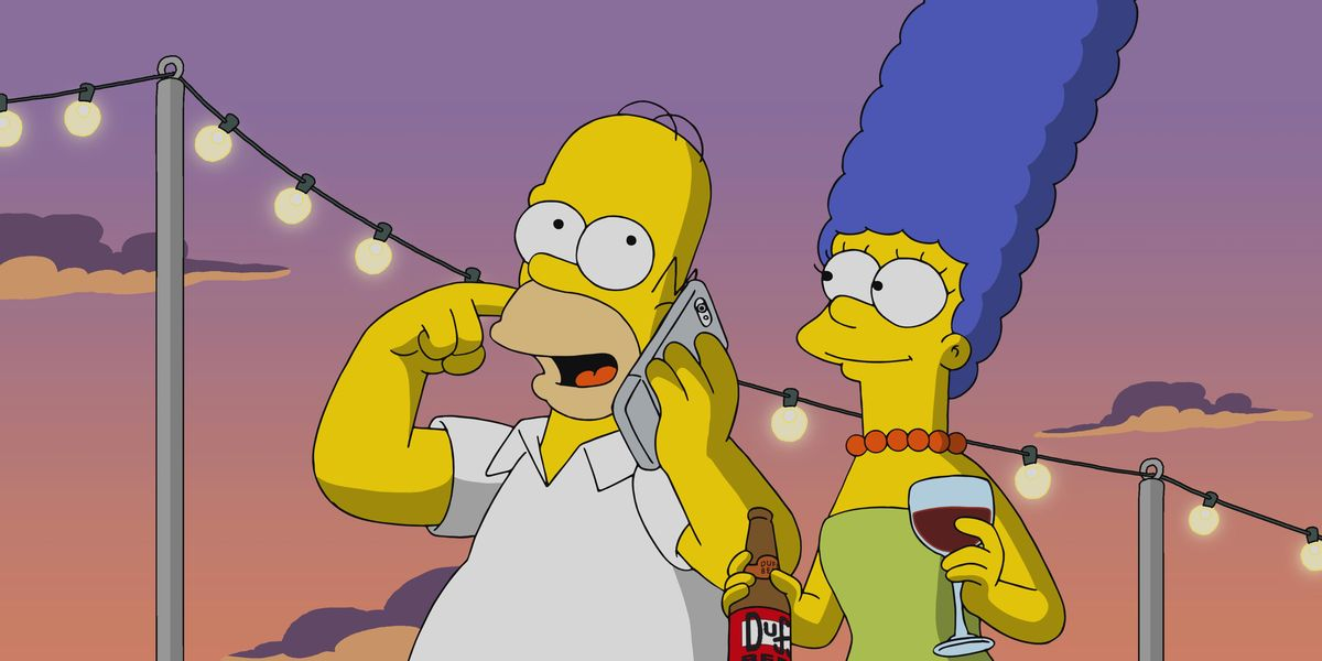The Simpsons is about to do something it's never done before
