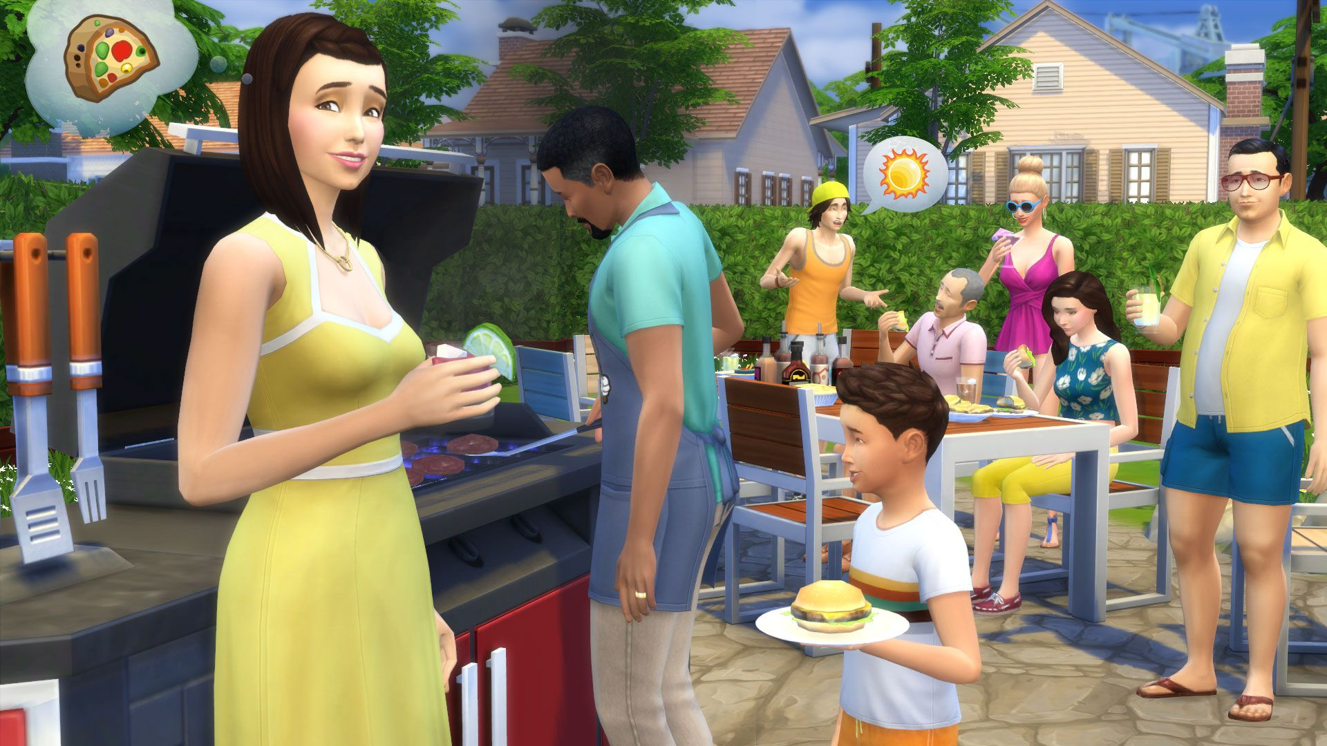 Sims 4 is free for one week on PC and Mac