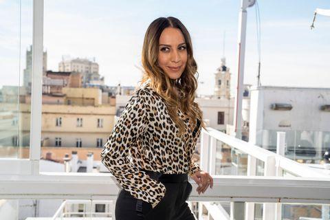 Monica Naranjo In Madrid