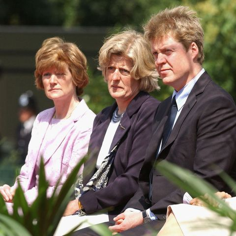 where princess diana s older sisters sarah and jane are now princess diana s older sisters sarah