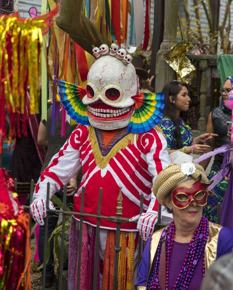mardi gras celebrations in new orleans