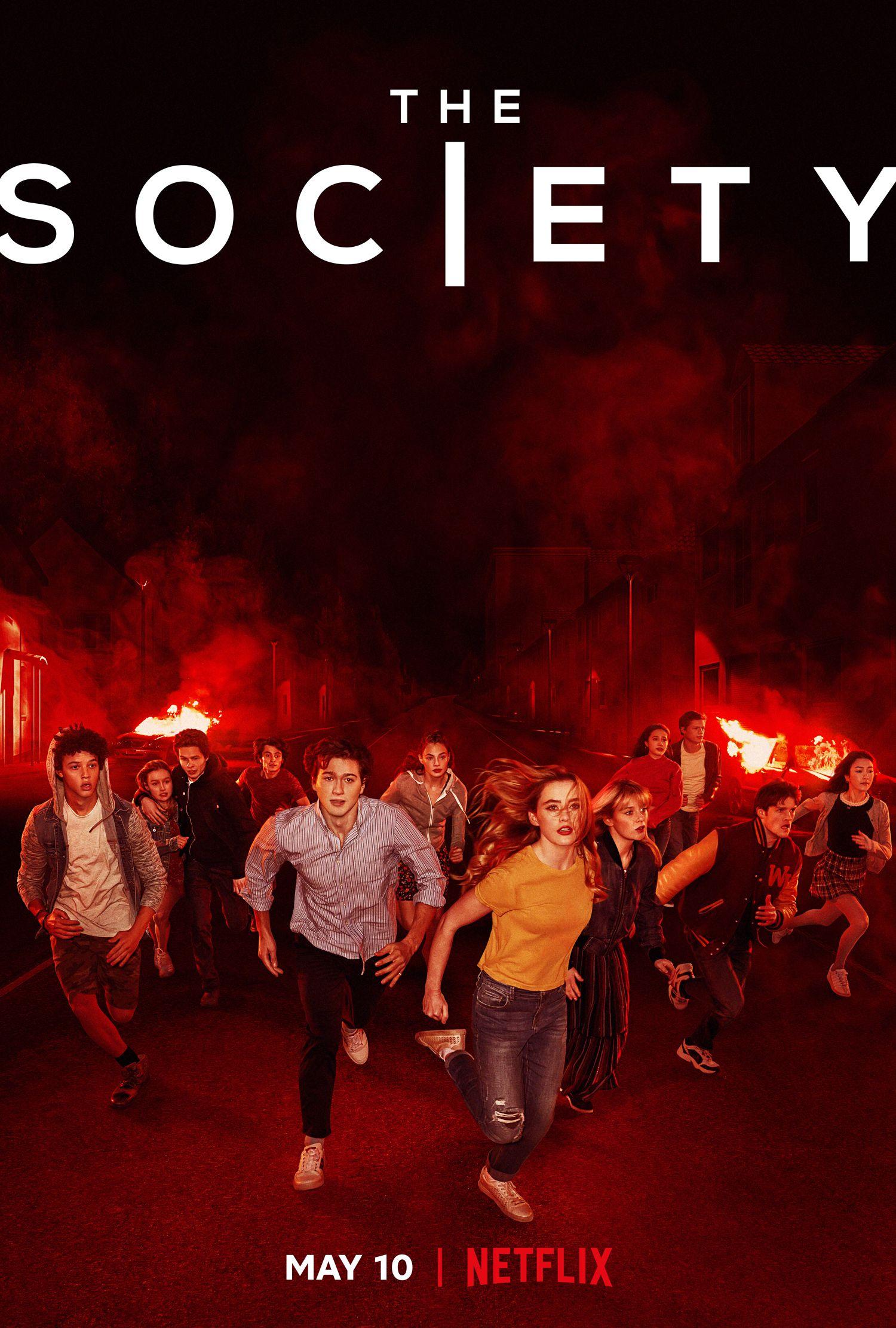 Netflix's The Society has been renewed for season 2