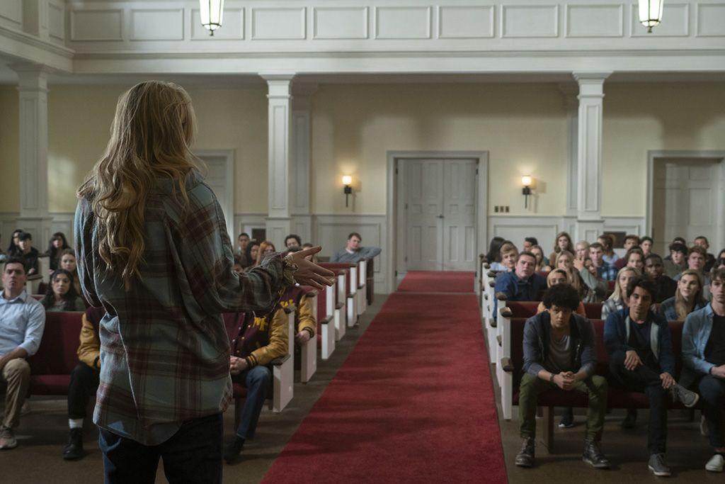 'The Society' de Netflix nos da una lección sobre política - Serie 2019