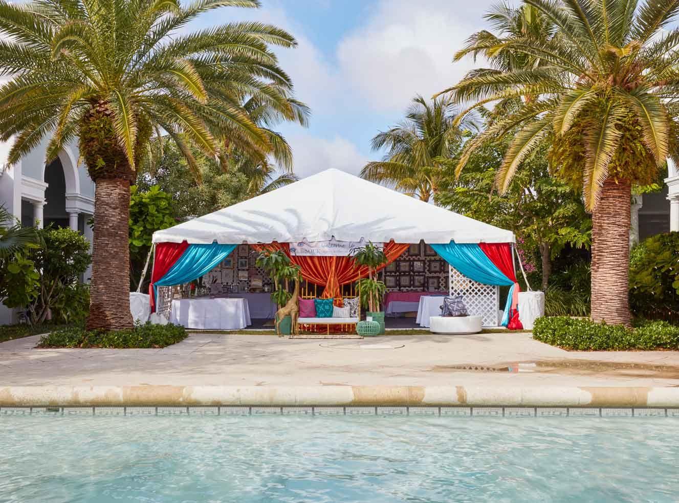 Next Wave Designer Caroline Rafferty Sets the Ultimate Party Scene