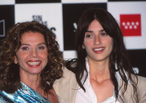two spanish actress