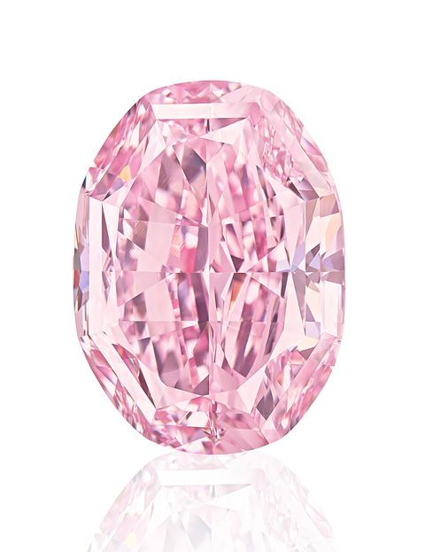 蘇富比sotheby拍賣會「玫瑰花韻(the spirit of the rose)」紫粉紅色鑽石