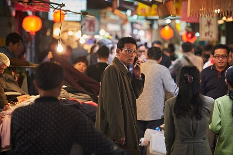 People, Public space, Bazaar, Market, Snapshot, Crowd, Street, Human settlement, City, Night,