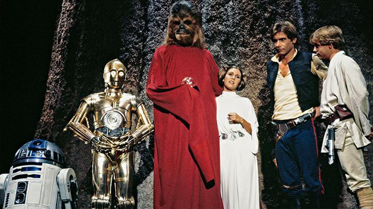 Star Wars Jon Favreau Holiday Special - Disney+ Especial Navidad