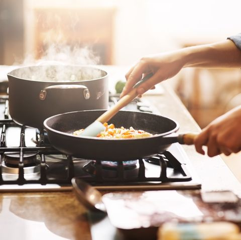 nonstick cookware safety