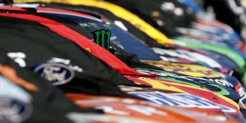 AUTO: FEB 24 Monster Energy NASCAR Cup Series - Folds of Honor QuikTrip 500