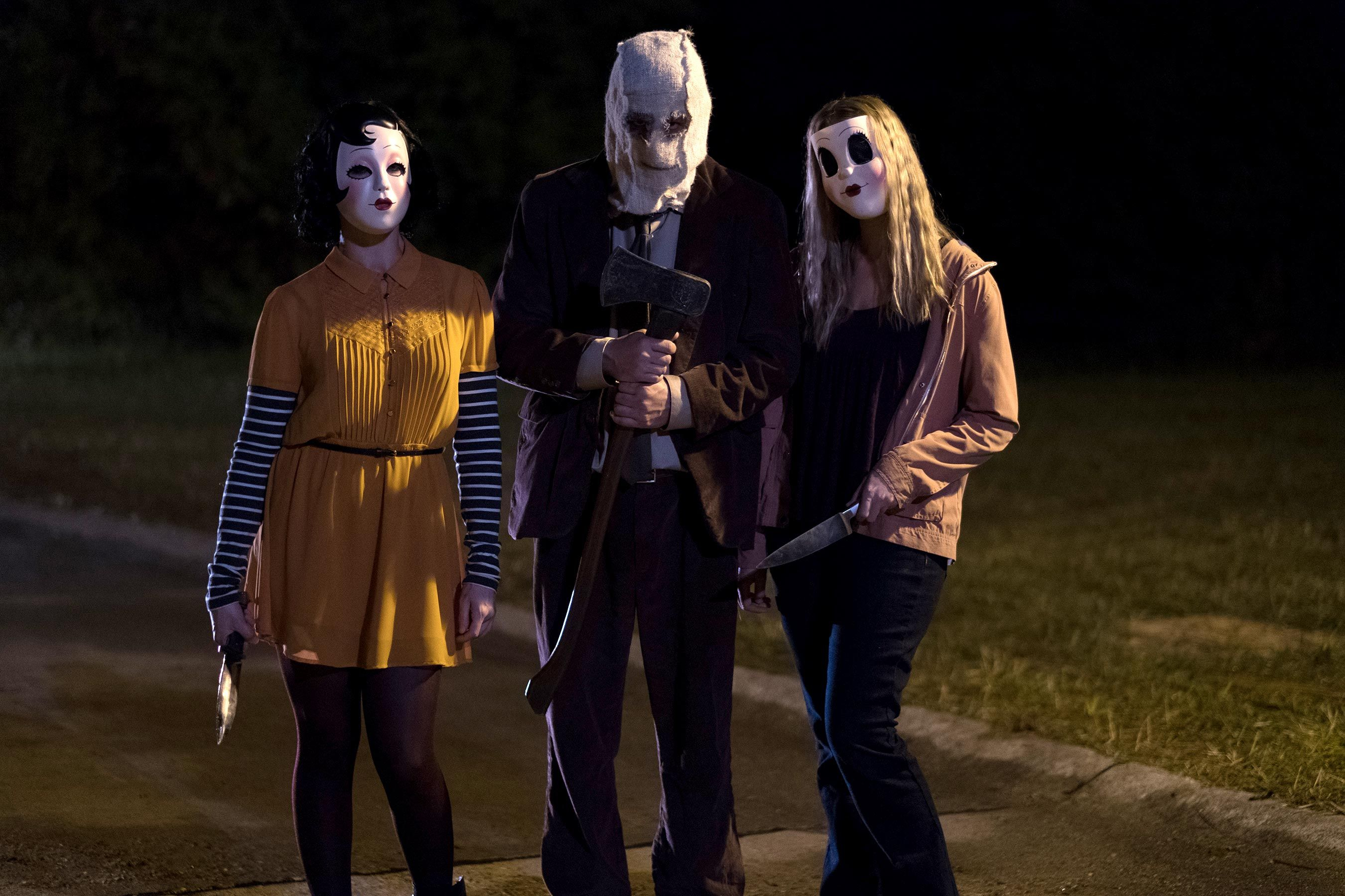 Facts and Trivia About The Strangers: Prey at Night - Martin ...