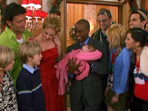 Suite Life Christmas Episode Disney Plus