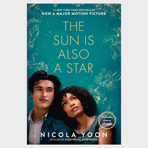 b752355cd3b6 The Sun Is Also a Star' By Nicola Yoon Book Reviews