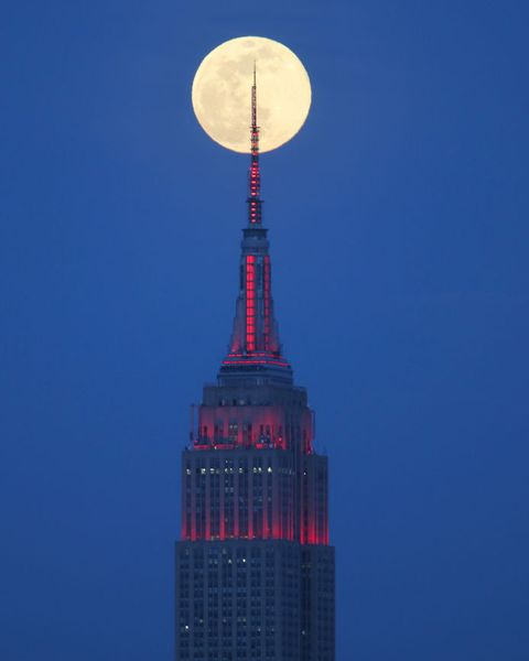 'Pink Moon' Is Largest Supermoon Of 2020
