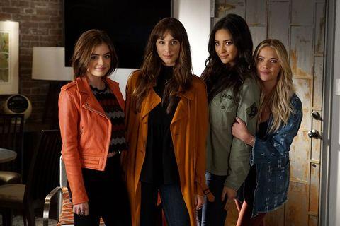 freeform's pretty little liars   season seven