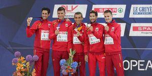 Javi Guerra lidera al equipo español de maratón en Doha 2019