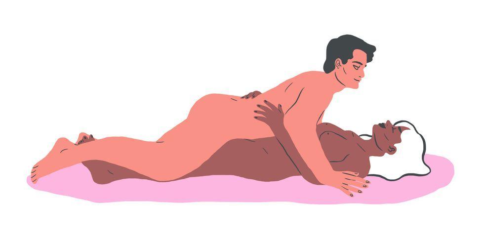 Missionary sex possition