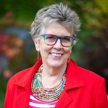 mandatory credit photo by david hartleyshutterstock 9916173x prue leith the times and sunday times cheltenham literature festival, uk   06 oct 2018
