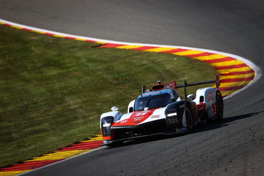Toyota's GR010 Wins on Spa Debut