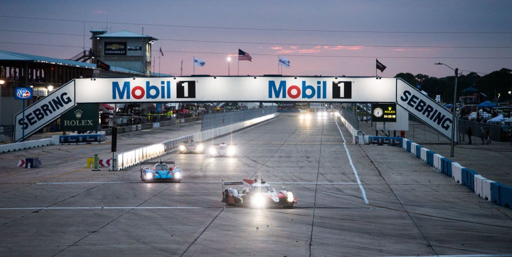 U.S. Travel Suspension Cancels WEC Sebring 1000