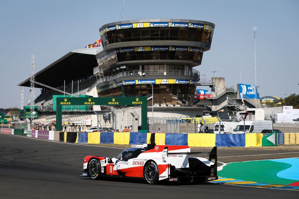 Toyota Wins Their Third Consecutive 24 Hours of Le Mans