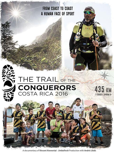 The Trail of the Conquerors Costa Rica Amazon Prime