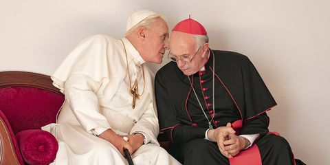 """The Two Popes"""