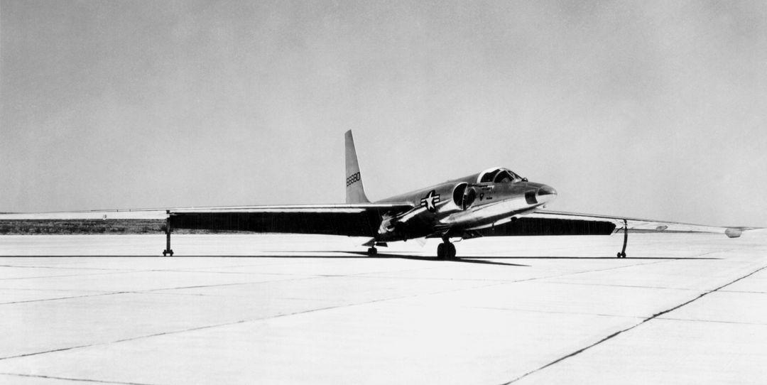 Avião de reconhecimento U-2