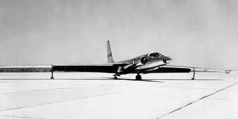U-2 Reconnaissance Aircraft