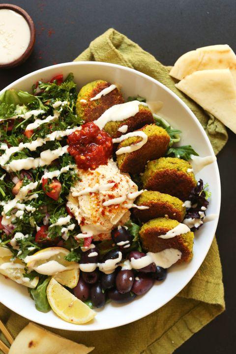 Dish, Food, Cuisine, Ingredient, Salad, Spinach salad, Produce, Vegetarian food, Staple food, Superfood,