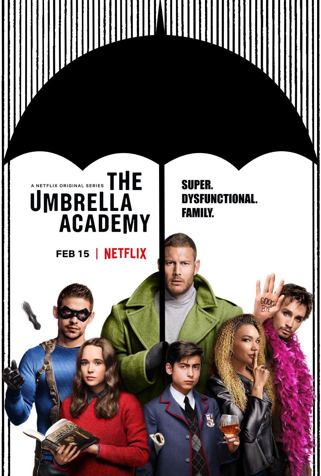 Resultado de imagen para umbrella academy