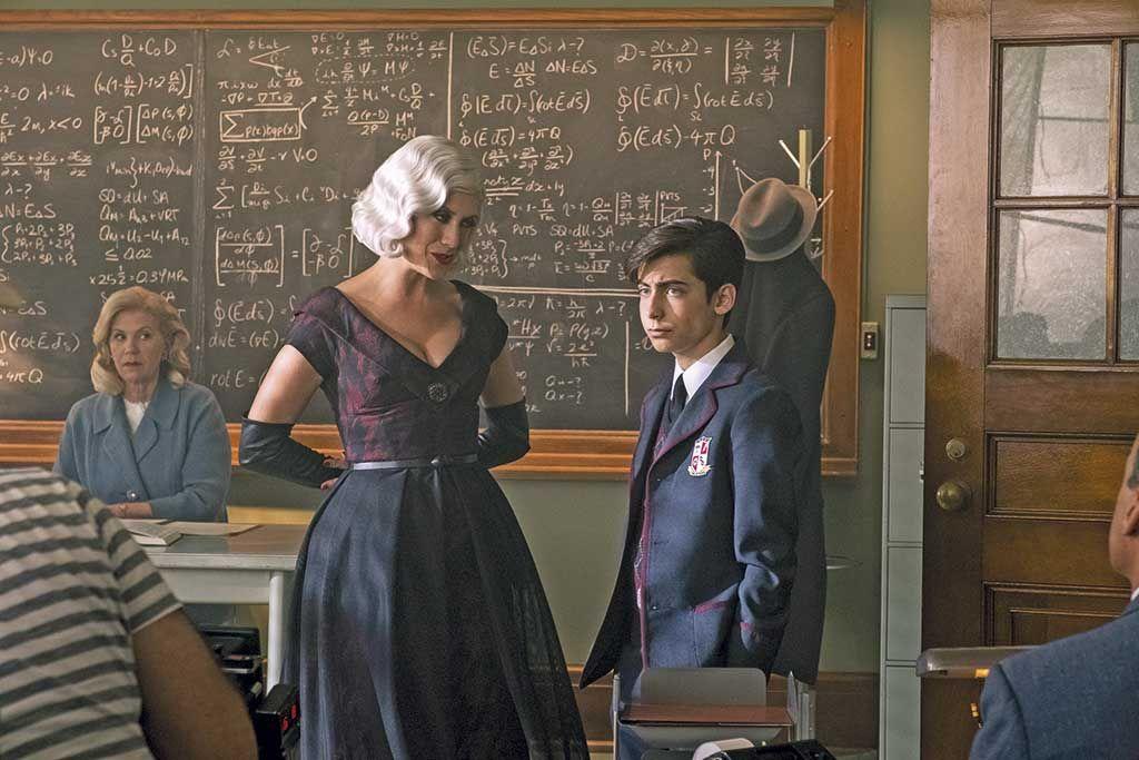 'The Umbrella Academy': así es la familia de superhéroes de la serie de Netflix