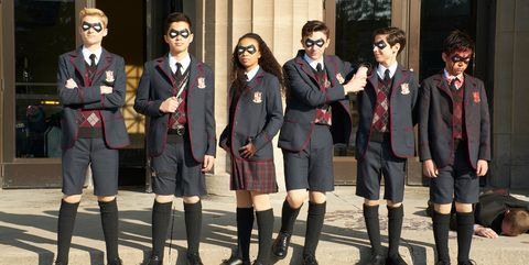 Here S Everything We Know About The Umbrella Academy Season 2