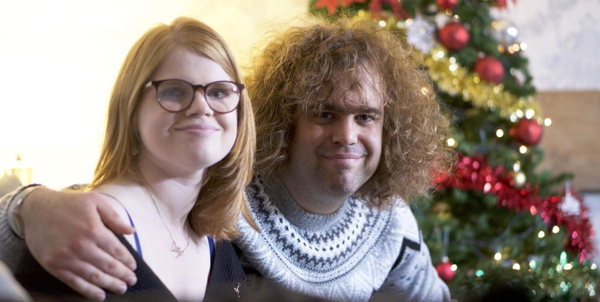 The Undateables' Daniel and Lily announce they are no longer together