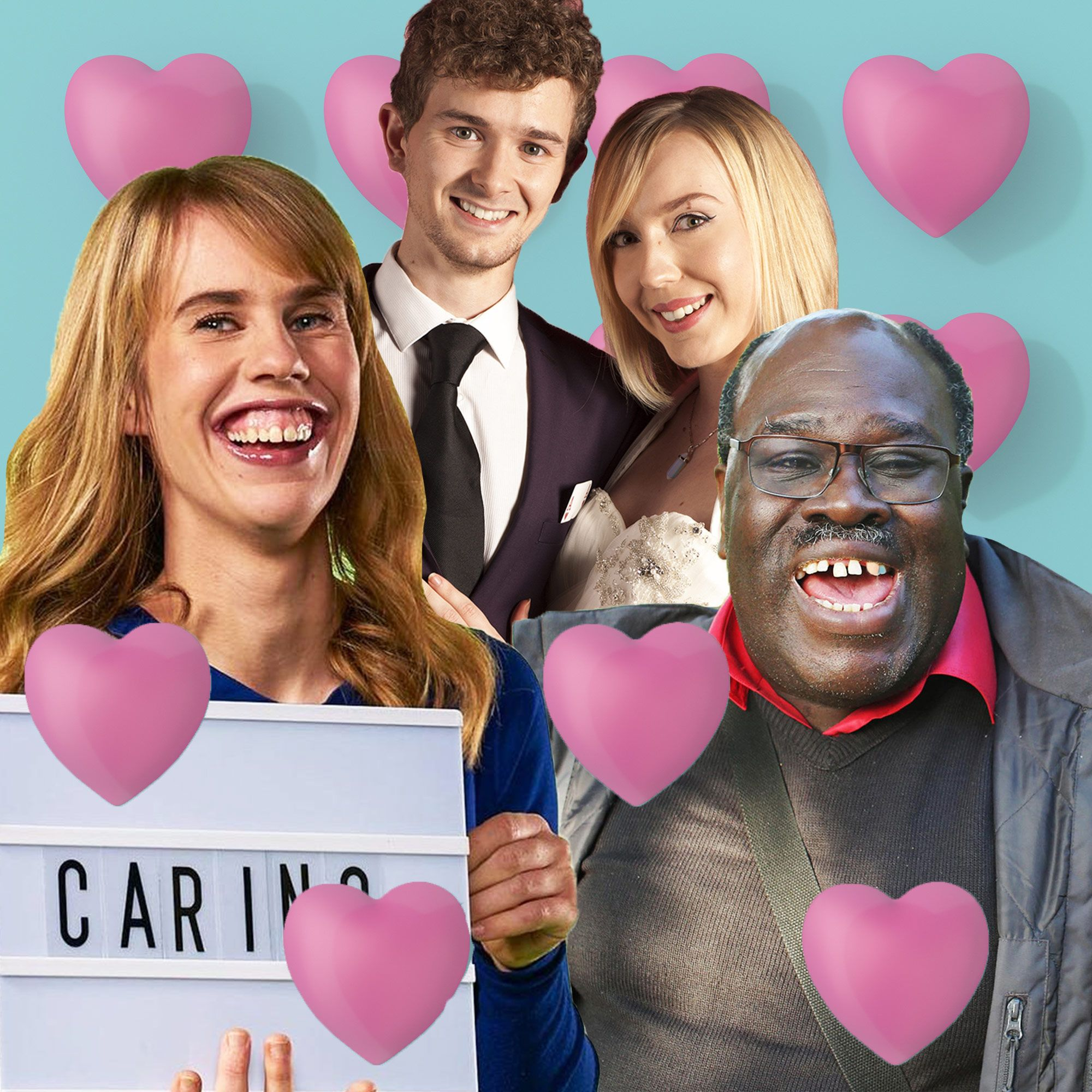 The Undateables Cast Where Are The Couples Now