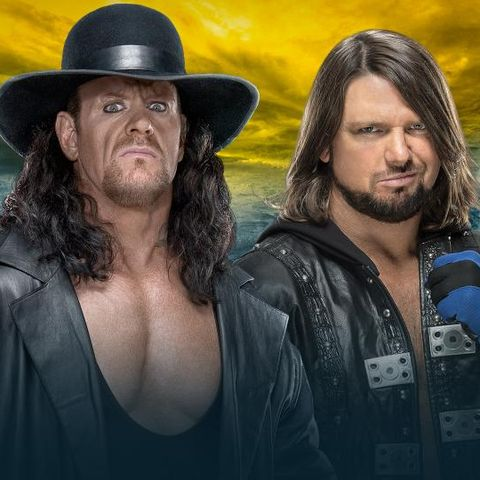 WWE WrestleMania 36: The Undertaker vs AJ Styles