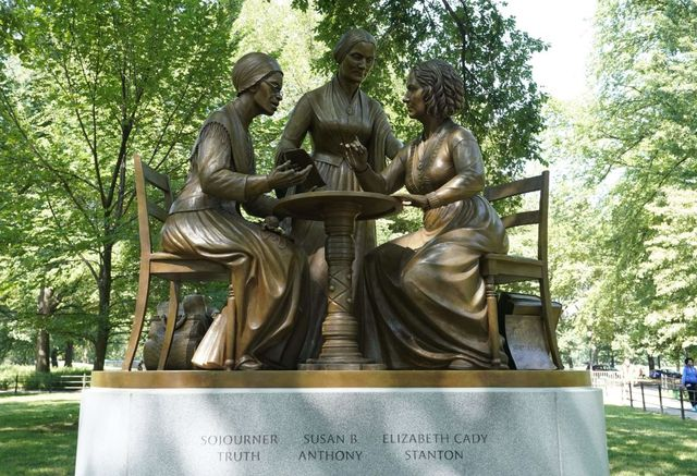 us politics women statue