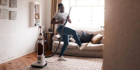 the vacuum is my favorite instrument