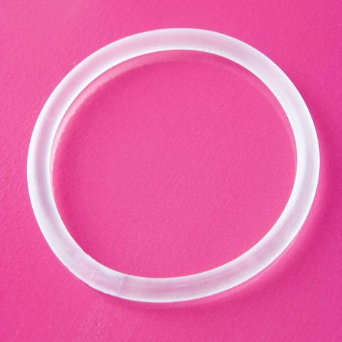The vaginal contraceptive ring