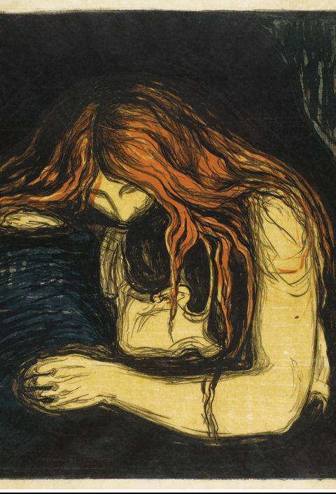 The Vampire II, 1895-1900