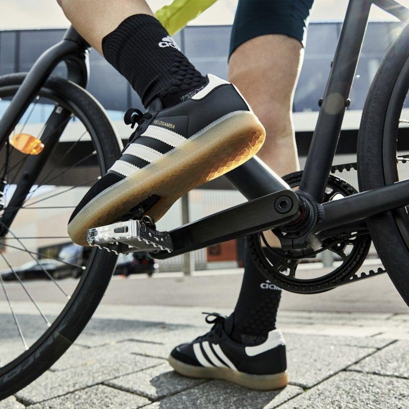 Adidas's New Velosamba Is a Samba Made for Cycling