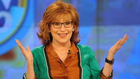 'The View' Had to Stop TWICE Because of a Photo Dispute Between Joy Behar and Two Fans