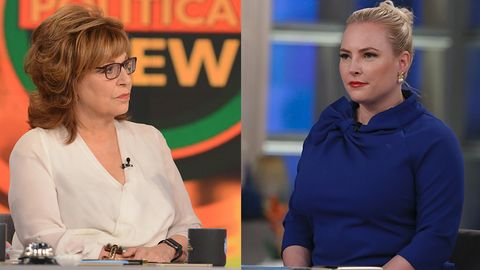 Meghan McCain and Joy Behar of The View Talk About Pete Davidson