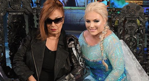 'The View' Star Meghan McCain Calls Out Joy Behar on Instagram in Touching Post