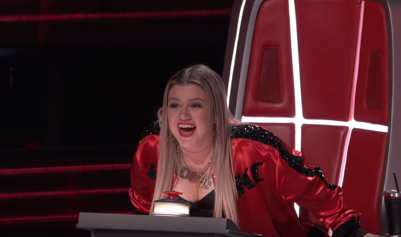 See Why This Couple's Audition on 'The Voice' Moved Kelly