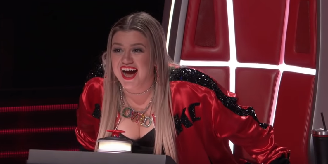 See Why This Couple S Audition On The Voice Moved Kelly