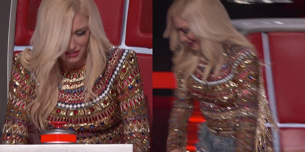 "Gwen Stefani Walked Off Saying She Was Going to ""Quit"" During 'The Voice' Battle Rounds"