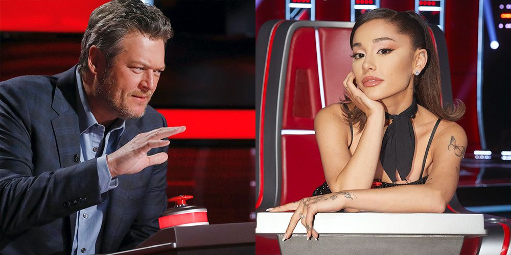 'The Voice' Fans Are Shocked at How Far Ariana Grande Went to Trash Blake Shelton