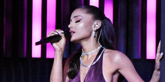 'The Voice' Fans Are Speechless After Seeing Ariana Grande's New Picture